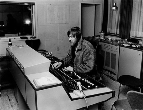 Krautrock Innovator Conny Plank Honoured with New Box Set