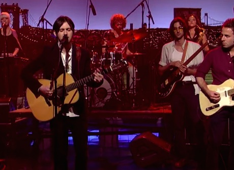 "Conor Oberst ""Hundreds of Ways"" (live on 'Letterman')"