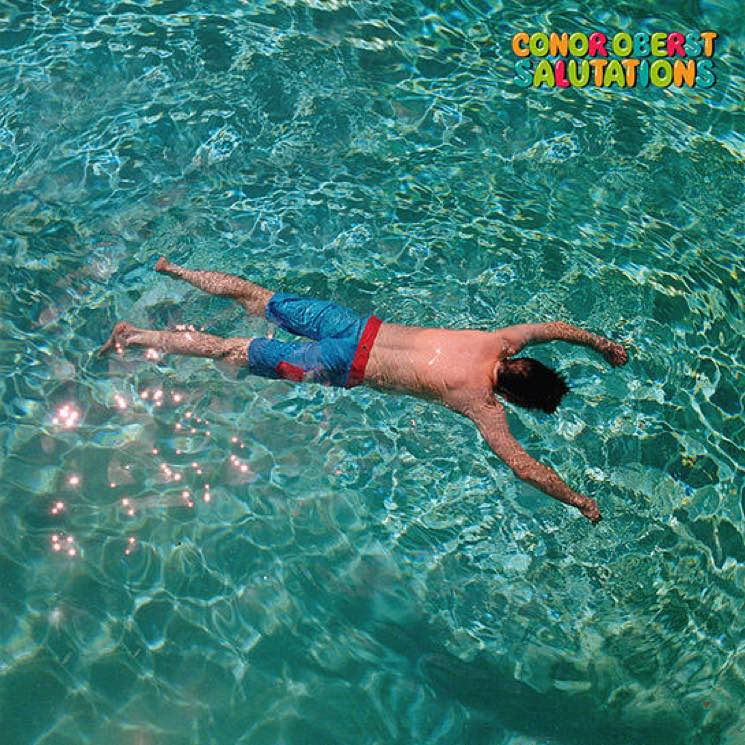 ​Conor Oberst Preps 'Ruminations' Companion Album 'Salutations'