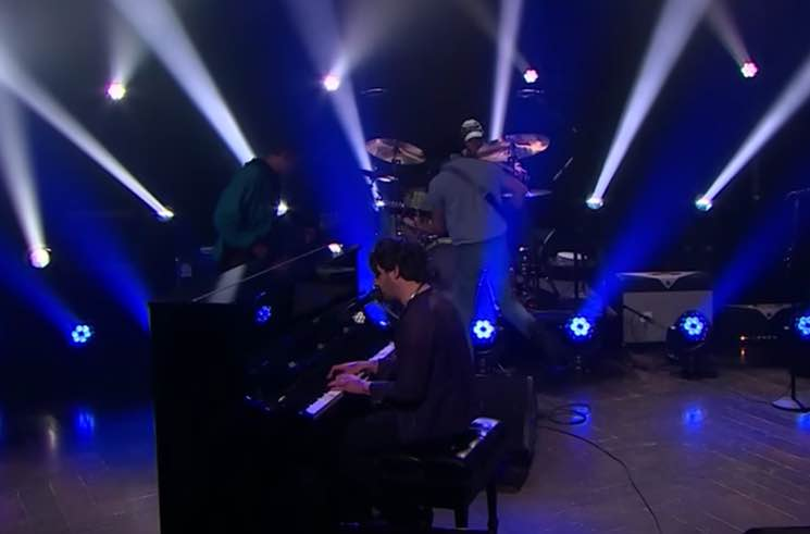 """Conor Oberst Brings """"Too Late to Fixate"""" to 'The Late Late Show'"""