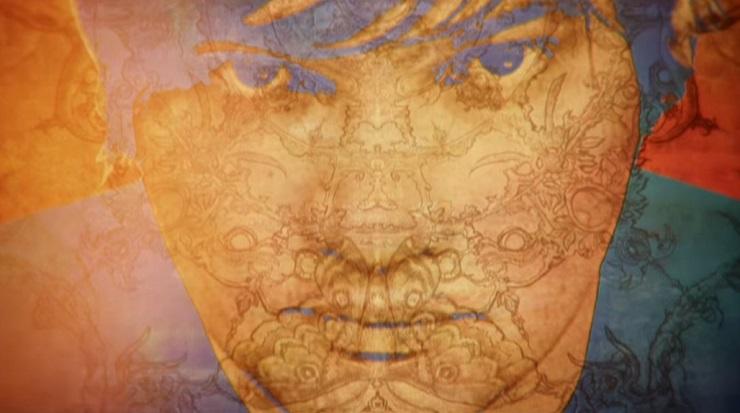"Conrad Keely ""Warm Insurrection"" (lyric video)"