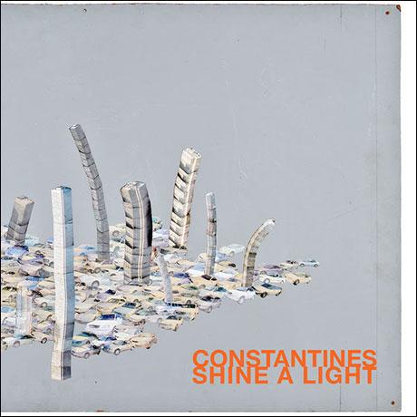 Constantines Detail 'Shine a Light' Reissue
