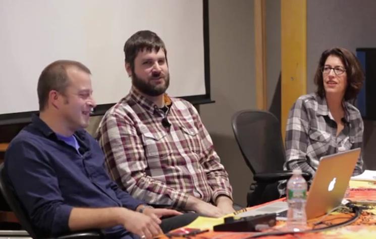 Converge The Making of 'Jane Doe' (Berklee College of Music talk)