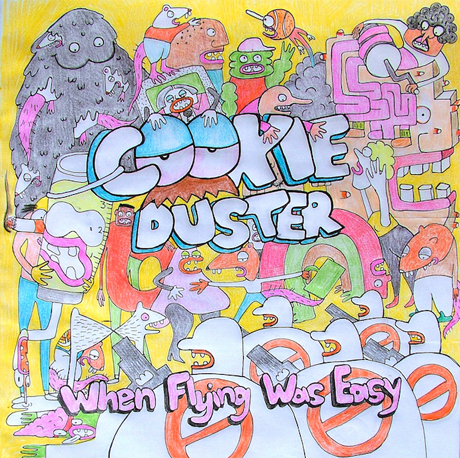 Broken Social Scene's Brendan Canning Announces New Cookie Duster Album