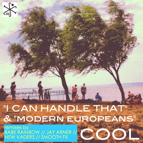 Cool 'I Can Handle That' (EP stream)