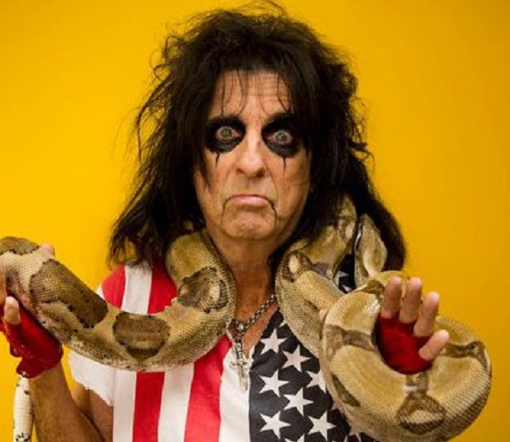 Alice Cooper Hits Canada on North American Tour