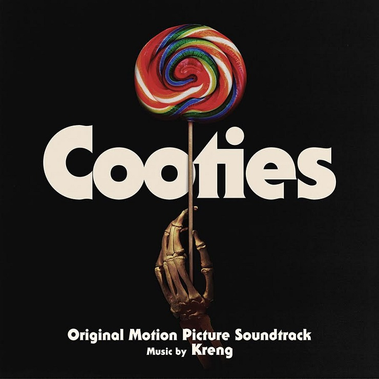 Kreng's 'Cooties' Score Gets Vinyl Release from Death Waltz