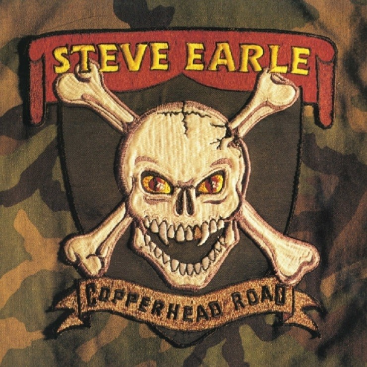 Steve Earle Treated to Vinyl Reissue Campaign
