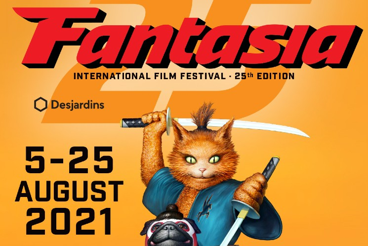 Fantasia Announces First Wave of 2021 Programming