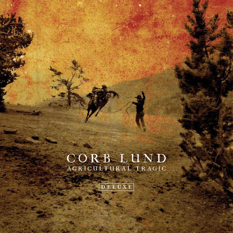 Corb Lund Expands 'Agricultural Tragic' for New Deluxe Edition