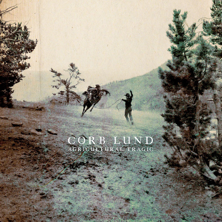 Corb Lund Returns with New Album 'Agricultural Tragic'