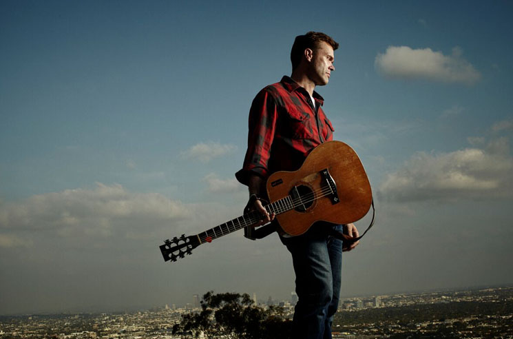 "Corb Lund to Embark on ""Winter Campaign"" Canadian Tour"