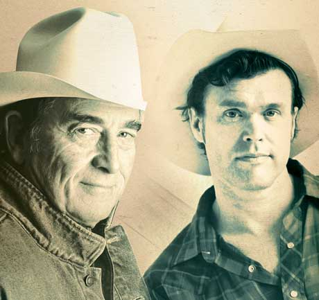 Corb Lund and Ian Tyson Team Up for Cowboy Songs on Collaborative Canadian Dates