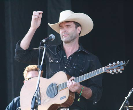 Corb Lund & the Hurtin' Albertans Main Stage, Victoria BC, September 14