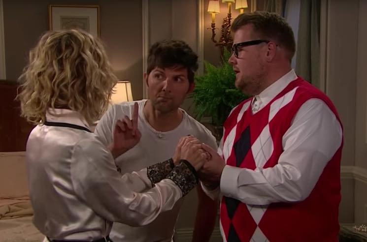 ​Watch James Corden Stage a Soap Opera Based on Beyoncé Lyrics
