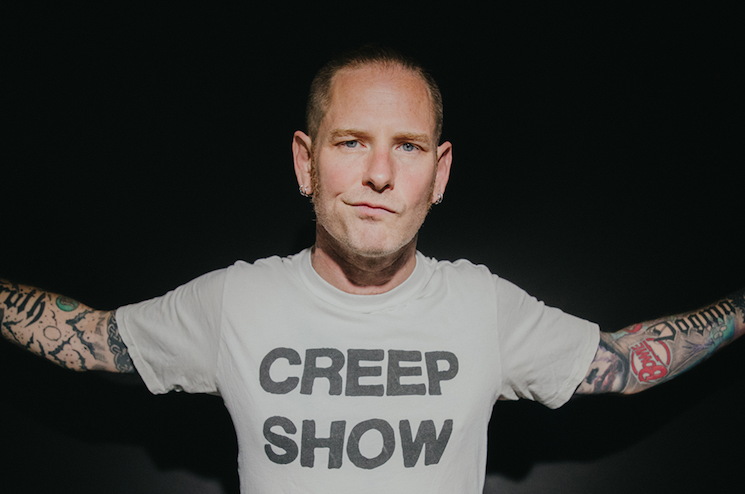 Corey Taylor 'Almost' Wants Anti-Maskers to Catch COVID-19