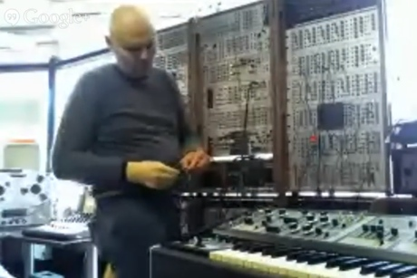 Watch Billy Corgan's Live Stream of His 8-Hour Ambient Performance