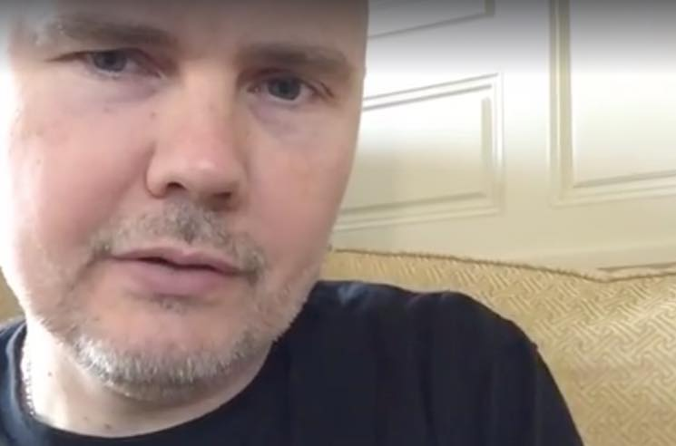 """Billy Corgan Sheds Light on Solo Album, New Band and """"Big Stuff"""" from Smashing Pumpkins"""