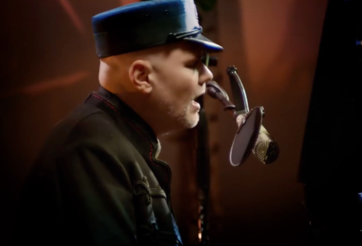 Billy Corgan Shares New Performance Film 'Neath the Darkest Eves'