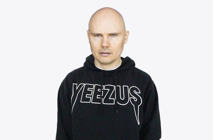 Billy Corgan Wants to Make Music with Kanye West