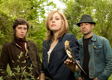 The Corin Tucker Band / Mecca Normal Media Club, Vancouver BC May 1