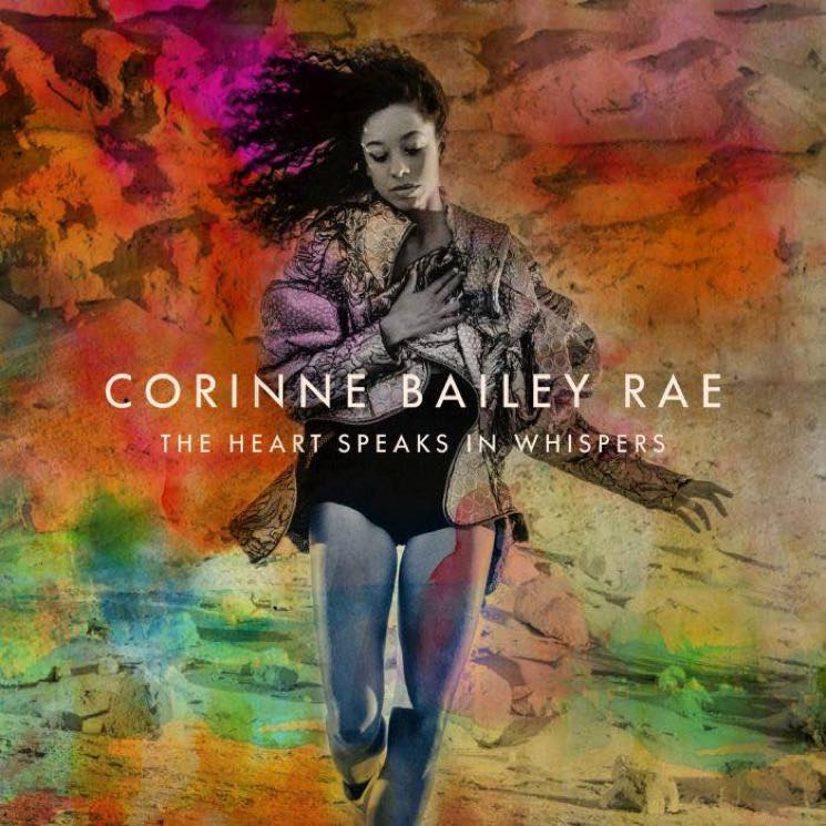 Corinne Bailey Rae The Heart Speaks in Whispers