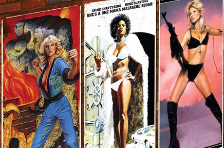 Roger Corman's Cult Classics Triple Feature: Lethal Ladies Collection