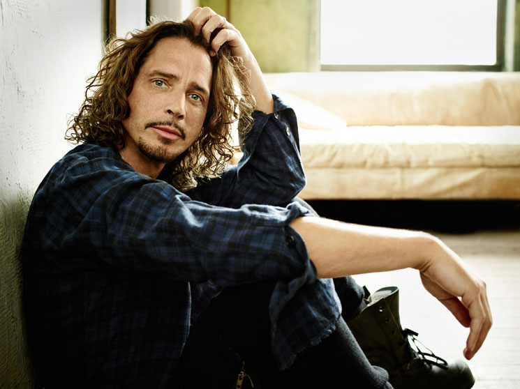 Chris Cornell's Widow Files Malpractice Lawsuit Against His Doctor