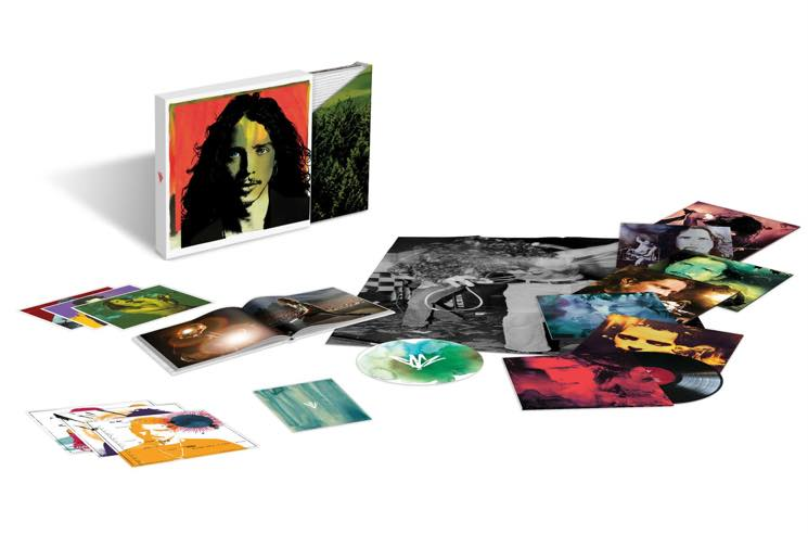 ​Chris Cornell Receives Posthumous Career-Spanning Box Set