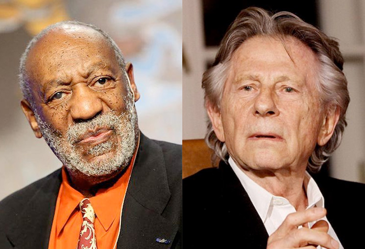 Bill Cosby and Roman Polanski Kicked Out of Film Academy