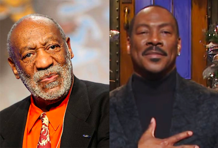 "Bill Cosby's Spokesman Says Eddie Murphy Is a ""Hollywood Slave"" Following 'SNL' Monologue"