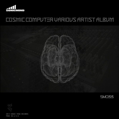 Various Artists Cosmic Computer