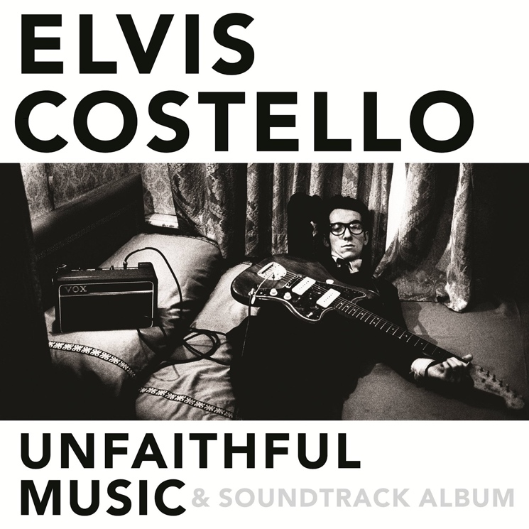 Elvis Costello Gives His Memoir a Companion Comp