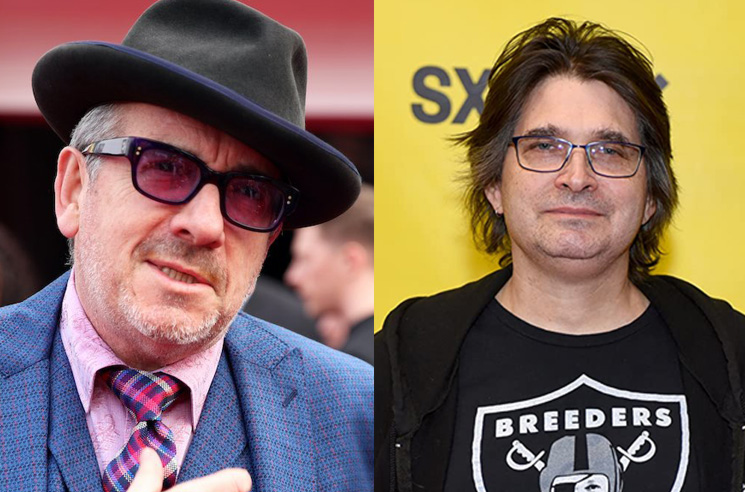 Elvis Costello on Steve Albini: 'That Guy Doesn't Know Anything About Production'