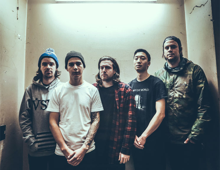 Counterparts Part Ways with Guitarist Jesse Doreen