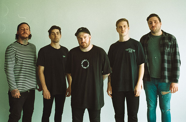 Counterparts Are Not as Miserable as You'd Think on 'Nothing Left to Love'