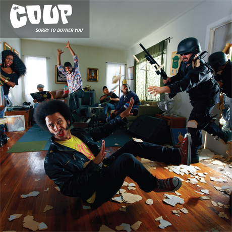 "The Coup ""WAVIP"" (ft. Killer Mike and Das Racist)"