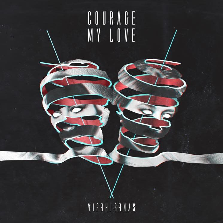 ​Courage My Love Announce Major Label Debut with 'Synesthesia'