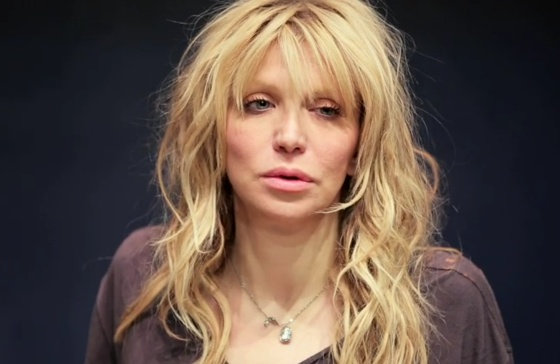 "Courtney Love ""All I Ever Wanted"""