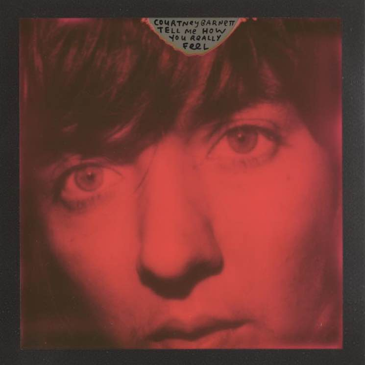 ​Courtney Barnett Announces Sophomore LP 'Tell Me How You Really Feel'