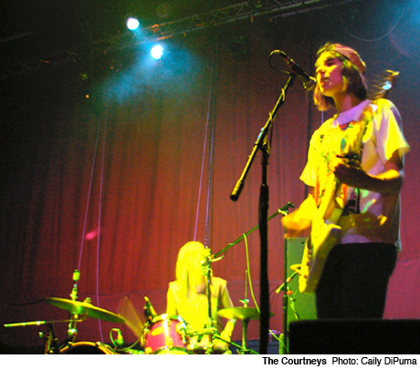 The Courtneys Rickshaw, Vancouver BC June 8