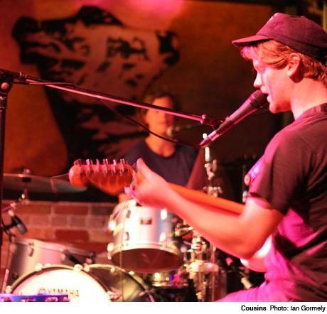 Cousins The Velvet Underground, Toronto ON June 14