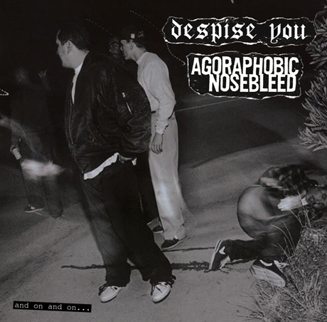 Despise You / Agoraphobic Nosebleed And on and on…