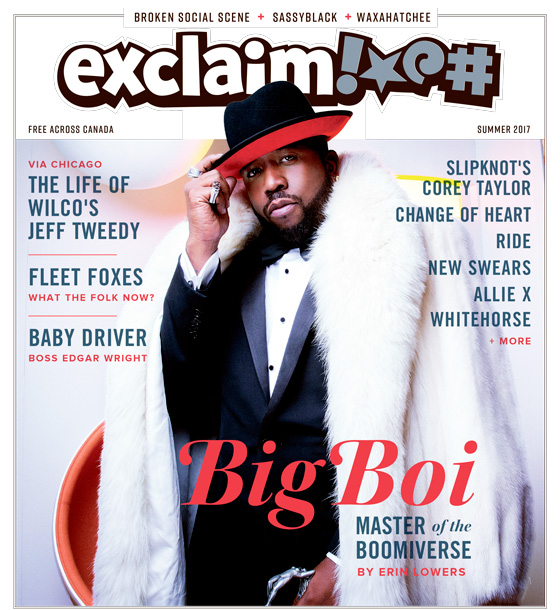 Big Boi, Wilco and Fleet Foxes Fill Exclaim!'s Summer Issue