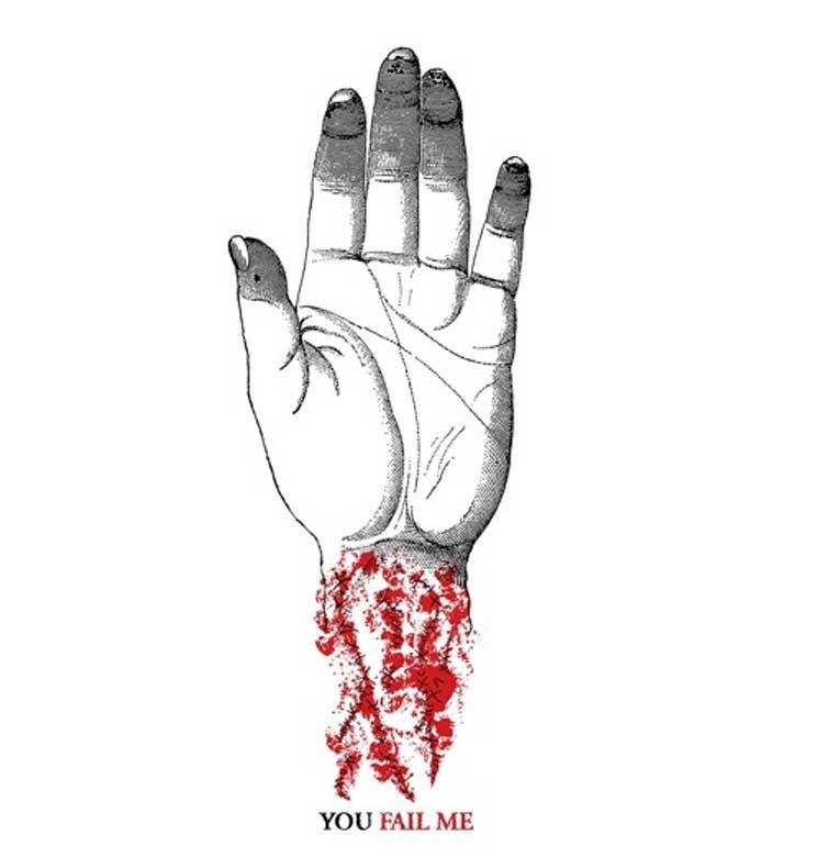 Converge Reveal 'You Fail Me Redux'