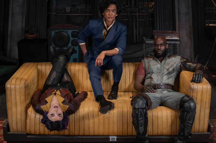 Here's Your First Look at Netflix's Live-Action 'Cowboy Bebop'