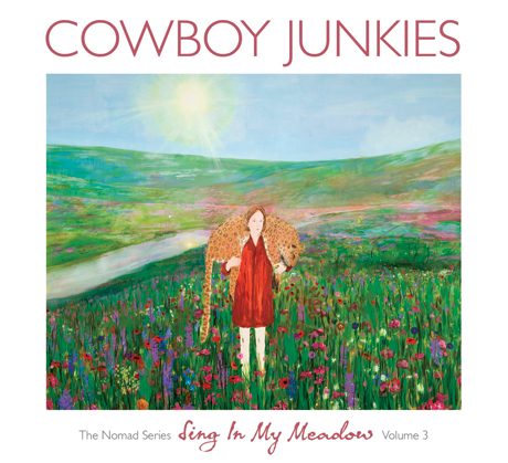 Cowboy Junkies Announce Third Volume in 'The Nomad Series'