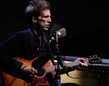 Bradford Cox 'Seems So Long Ago, Nancy' (Leonard Cohen cover) (video)