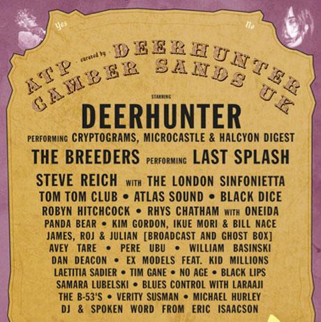 Deerhunter 'ATP Mixtape'