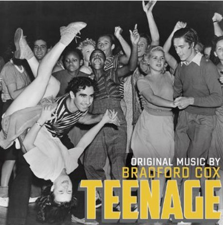 Bradford Cox to Release New Soundtrack for 'Teenage'